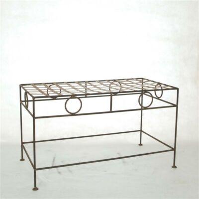 Vas asztal