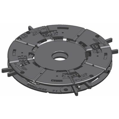 SpiraPave T11 Talpazat állítható: 12 - 17 mm között