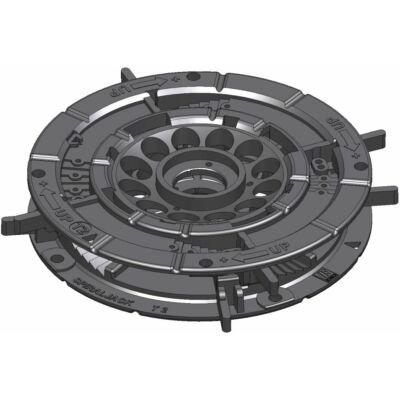 SpiraPave T22 Talpazat állítható: 24 - 29 mm között
