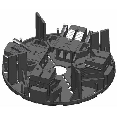 VersiPave Talpazat állítható: 24-45 mm
