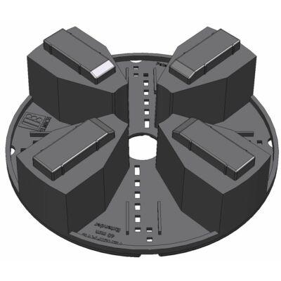 VersiPave magasító: 40mm