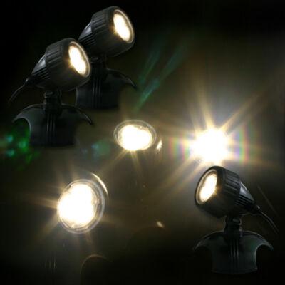Jebao LED HP6-1 Tóvilágítás 3x3W