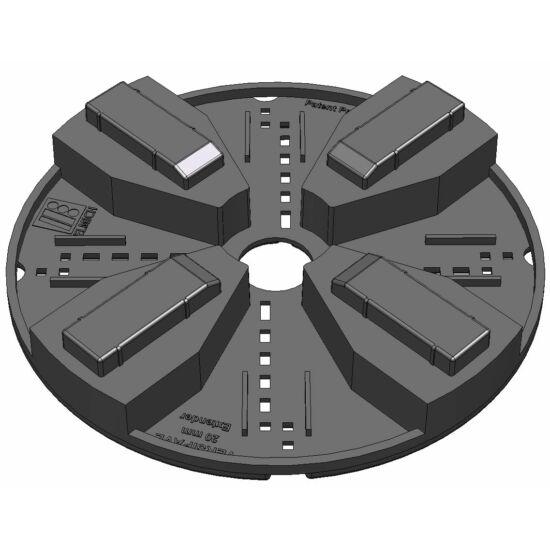 VersiPave magasító: 20mm