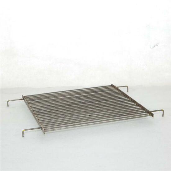 Grill rács, rozsdamentes acélból
