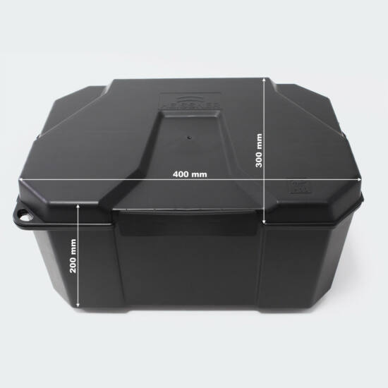 Kábelkötő doboz, 40x30x20cm, 80kg-ig terhelhető, IP65