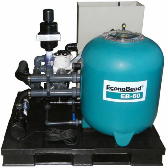 Aquaforte komplett EB-60 szűrőrendszer